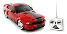 New 1:18 Licensed Shelby Mustang GT500 Super Snake Electric RTR RC Toy Car #XQTOYS