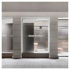 Acne Studios, Munich Store