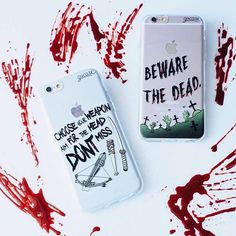 Tag your zombie-loving friends who watch The Walking Dead#phonecases #thewalkingdead #zombies #iphone #samsung. Phone case by Gocase www.shop-gocase.com