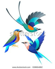 Find Stylized Birds Abyssinian Indian Bluebellied Roller stock images in HD and millions of other royalty-free stock photos, illustrations and vectors in the Shutterstock collection. Thousands of new, high-quality pictures added every day. Hand Painted Dress, Hand Painted Fabric, Bird Stencil, Stencil Art, Cholo Art, Fabric Paint Designs, Border Embroidery Designs, Bird Wall Decals, Abyssinian