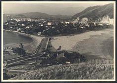 São Vicente - Santos - Ilha Porchat em 1949.