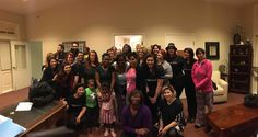 L'ANZA stylists visited the New Orleans Women and Children's Shelter at the 2016 ReCharge Event!