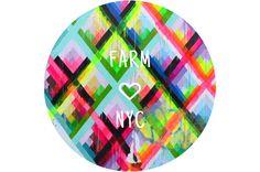 adoro FARM - um dia em nyc ♥