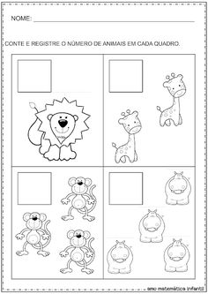 1 million+ Stunning Free Images to Use Anywhere Zoo Activities Preschool, Kindergarten Math Worksheets, English Grammar For Kids, Math Patterns, Alphabet For Kids, Math For Kids, Busy Book, Kids Education, Free Images