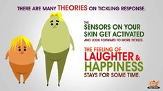 Why do you laugh when you're tickled?