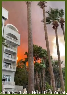 31 July 2021: Hearth in Antalya, Turkey – astonishing #StupidFails, #FunnyFailsVideos, #EpicFailsFunny, #Fail | #FailLove, #FailTest, #FailTextMessages, #LoveFail, #StupidFails Day And Time, Night Time, Antalya, Photo Fails, Design Fails, Our Planet, Hearth, Planets, Cool Pictures