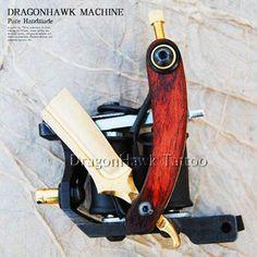 US$40.00 1 Handmade Custom Cast-Iron Tattoo Machine Gun for Kit