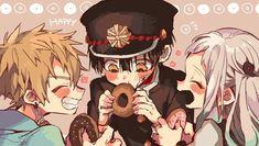 Otaku Anime, Manga Anime, Anime Art, Hanako San, Anime Kawaii, Yugi, Gintama, Haikyuu, Cute Art