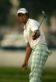 I'll learn how to golf if he teaches me..