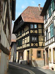 Bouxwiller (Bas-Rhin) - Maison Siegler - 1670