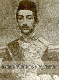 Osmanlı Hanedan Fotoğrafları Abdulhamid II -kardeşi Süleyman Selim Efendi