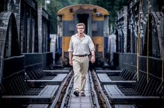 #MovieReview - 'The Railway Man': #ColinFirth portrays a former POW who confronts an enemy