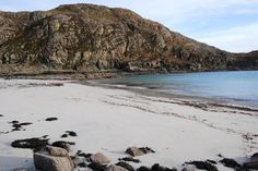 Claigan Coral Beach, Isle of Skye. Scotland