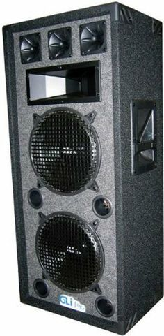 """BRAND NEW 2007 GLI PRO PRO XL21080 DUAL 10"""" 800 WATT PA SPEAKER SYSTEM WITH (2) 10"""" SUBS FOR BASS (3) PIEZO TWEETERS FOR HIGHS AND PIEZO HORN FOR MIDS **5 WAY ALL IN ONE SPEAKER SYSTEM** by GLI. $109.95. XL21080 800 WATT DUAL 10"""" PROFESSIONAL DJ SPEAKER SYSTEM   Take a look at the new XL Series from GLI Pro and you'll see products with the power and features that you've been looking for. These all new 2007 models have improved performance and great looks. The power ..."""