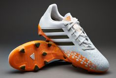 3f91dd836 adidas Predator Absolado LZ TRX FG - Firm Ground - Mens Rugby Boots -  Running White
