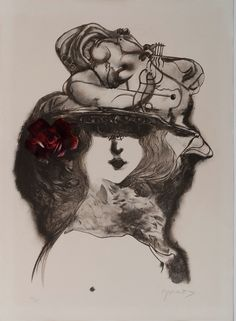 Modest Cuixart (catalan 1925-2007) Litografia, 76x55 cm,#art #litografia #dolorsjunyent