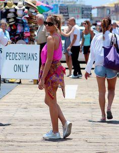 Soy Tendencia en Los Ángeles, Muelle de Santa Mónica #soytendenciadeviaje