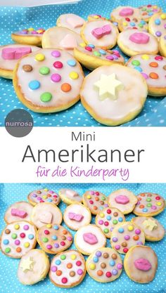 Mini Amerikaner Rezept – nurrosa Mini Amerikaner Rezept – nurrosa This i. Mini Amerikaner Rezept – nurrosa Mini Amerikaner Rezept – nurrosa This image has get 966 re Baby Food Recipes, Cake Recipes, Juice Recipes, Kitchen Recipes, Recipes Dinner, Drink Recipes, Beef Recipes, Cooking Recipes, Kids Meals