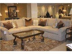 Shop+for+Henredon+Furniture+Fireside+3+Piece+Sectional+by+Henredon+Upholstery,+H2700-K/H2700-Y/H2700-L-GFO,+and+other+Living+Ro…