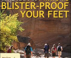 4 ways to blister-proof your feet | Pure Adventures Blog