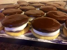 Cake Cookies, Cake Recipes, Cheesecake, Pudding, Yummy Food, Sweets, Baking, Candy, Biscuits