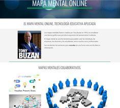 Infoweb Mapa Mental Online Google Docs, Tony Buzan, Desktop Screenshot, Mind Map Examples, Educational Technology, Tecnologia, Thoughts