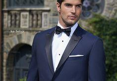 Navy Blue Blake Tuxedo By Ike Behar® #PM1015