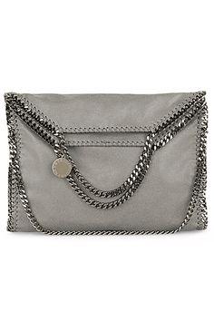 1b655c5f9fb Stella McCartney - Bags - 2013 Pre-Spring Grey Handbags, Fashion Handbags,  Purses