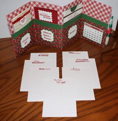 Scrappy Mel: Christmas in July - Holiday Planner