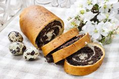 Photo about Poppy seed cake. Festive and party dessert. Cake Stock, Poppy Seed Cake, Party Desserts, Dessert Party, Festival Party, Poppies, Seeds, Food And Drink, Ethnic Recipes