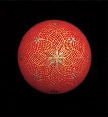 Kirikane 截金彩色まり香盒 Japan Crafts, Modern Traditional, Asian Art, Japanese Art, Art Museum, Metal Working, Arts And Crafts, Statue, Antiques