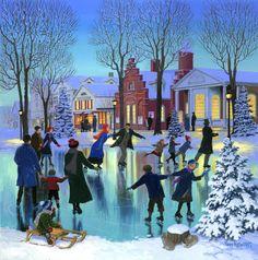 O tempo de milagres é perto da cidade. Neve em dezembro ficou esperando ... | Tom Newsom (novo!). Discussão sobre LiveInternet - Serviço diário russo on-line