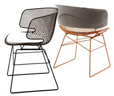 Eumenes designs. Love these chairs