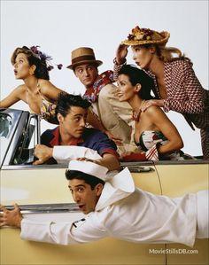 Friends promo shot, 1995
