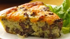 Easy-Cheeseburger-Pie