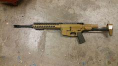 RAL-8000 Cerakoted Carbine