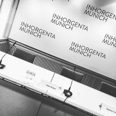 lets talk about jewelry and ecommerce at the #inhorgenta now! Seriously amazing trade fair for jewelry here in munich