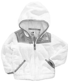 The North Face Baby Jacket, Baby Girls Oso Hoodie - Kids Baby Girl months) - Macy's 3 m or ? Baby Outfits, Toddler Outfits, Kids Outfits, Baby Girl Fashion, Kids Fashion, My Baby Girl, Baby Girls, The North Face, North Faces