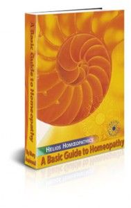 "Free ""A Basic Guide to Homeopathy""... covers 36 remedies and 75 first aid situations and minor illnesses."