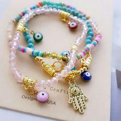 BEADED BRACELET New beaded Bracelet Ella Jewelry Bracelets
