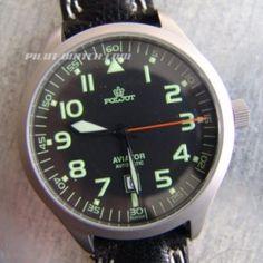 Aviator 42 - ETA Automatic - Click to enlarge image