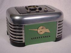 Stephenson Radio