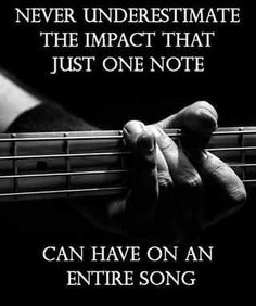 Play that bass!