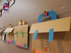 Što sve imamo u torbi Life Skills Classroom, Preschool Classroom, Back To School Kids, I School, School Displays, Art Lessons For Kids, Schools First, School Psychology, School Themes