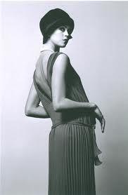 1920's low back dresses