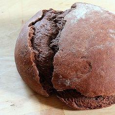 Artisan chocolate bread