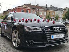 Auto na ślub / wesela / samochód do ślubu / wynajem: Audi S8 5-osobow. Kielce - image 1