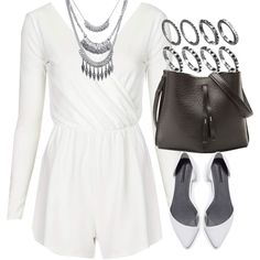 Untitled #2936 by plainly-marie on Polyvore featuring Oh My Love, Zara, Maison Margiela and Wet Seal