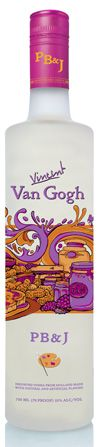 Ready for PB vodka?  Only Van Gogh can get the flavors so perfect that this is actually delicious