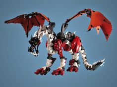 Redfoot Dragon by retinence, via Flickr